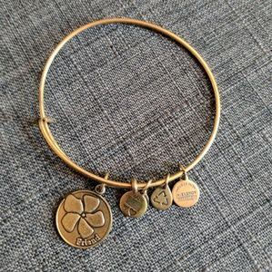 "Alex & Ani ""Friend"" bracelet"